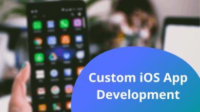 Custom iOS App Development